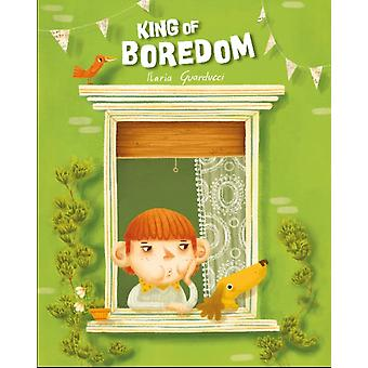 King of Boredom by Ilaria Guarducci
