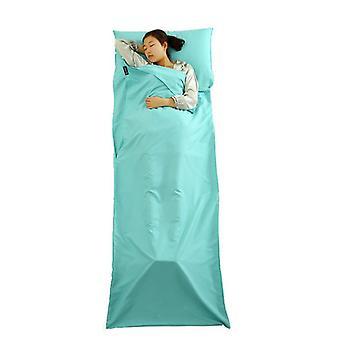 Ultralichte draagbare outdoor slaapzak Liner