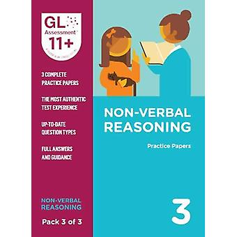 11+ Practice Papers Non-Verbal Reasoning Pack 3 (Multiple Choice) by