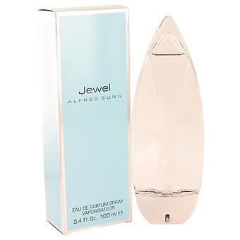 Juwel-Eau De Parfum Spray von Alfred Sung 3.4 oz Eau De Parfum Spray