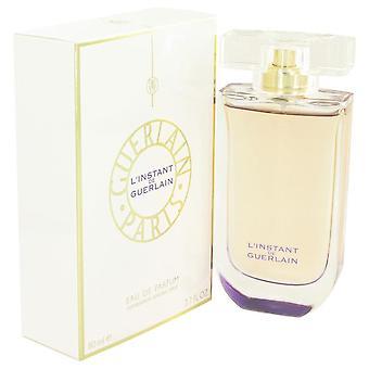 L'instant Eau De Parfum Spray By Guerlain 2.7 oz Eau De Parfum Spray