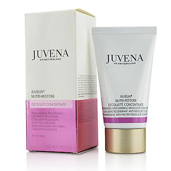 Juvelia nutri restore regenerating anti wrinkle decollete concentrate   all skin types 75ml/2.5oz