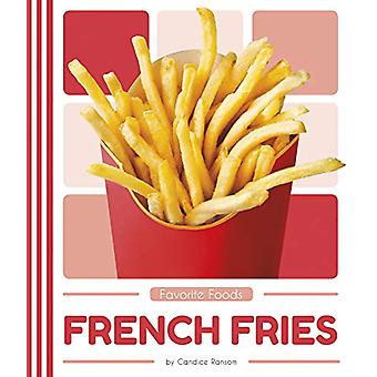 Favorite Foods - French Fries by Candice Ransom - 9781641855594 Book