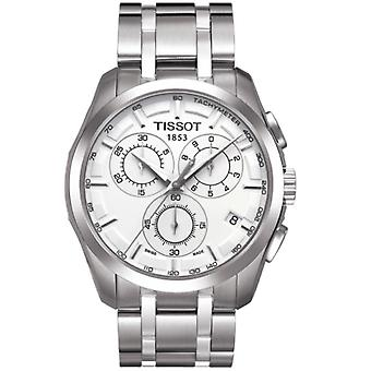 Tissot T035.61.711.031.00 Couturier Stainless Steel Men's Watch
