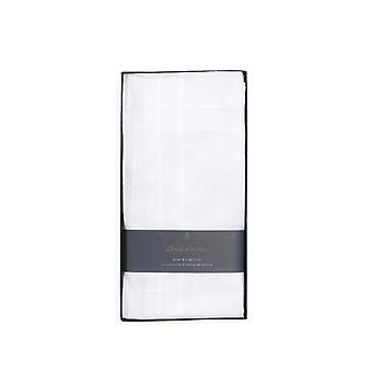 Brooks Brothers Men's Pure Cotton Handkerchiefs