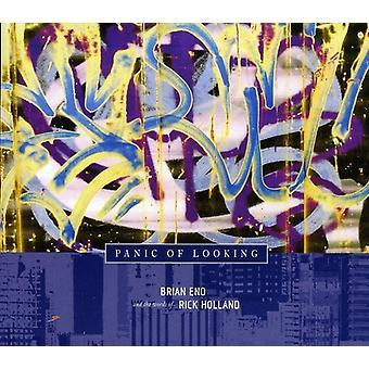 Brian Eno - Panic of Looking [CD] USA import