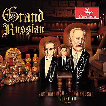 Grand Russian [CD] USA import