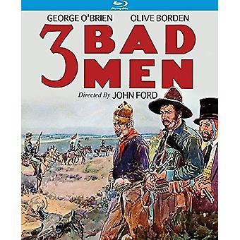 3 slechte mensen (1926) [Blu-ray] USA importeren