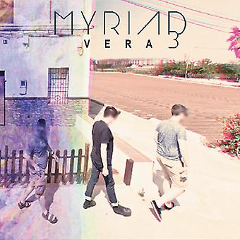 Myriad3 - Vera [CD] USA import