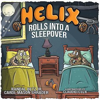 Helix rueda a una pijamada por Betz & RandalShrader & Mason
