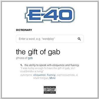 E-40 - Gift of Gab [CD] USA import