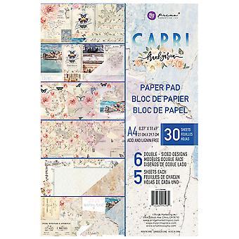 Prima Markedsføring Capri A4 Papir Pad