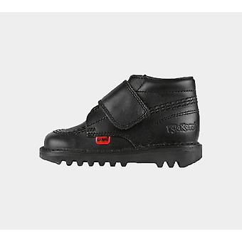Kickers Kick Kilo 1Kf0000421Btw Junior Blk/Blk/Blk Shoes Boots