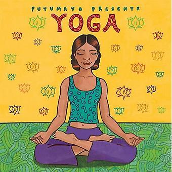 Putumayo Presents - Yoga [CD] USA import