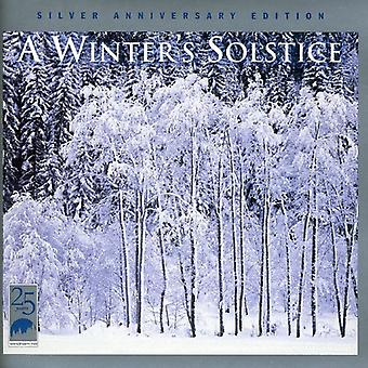 Winter's Solstice - Silver Anniversary Edition [CD] USA import