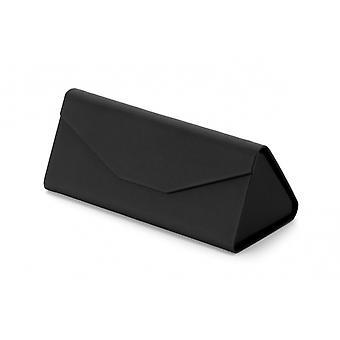 Brillenetui Unisex   faltbar schwarz (CWI3002)