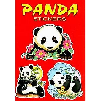 Panda Stickers by Created by Marty Noble