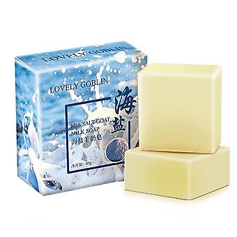 Sea Salt Soap- Face Wash And Skin Care