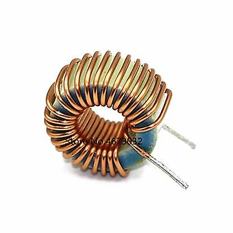 1pcs Toroid Core Inductors, 10a Winding Magnetic Inductance, 47uh Inductor