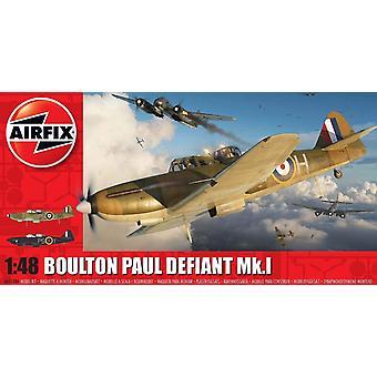 Airfix A05128A Boulton Paul vzdorovať Mk.1 48 Mierka
