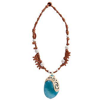 Moana Disney Polynesian Princess Maui Book Week Girls Costume Accessory Necklace