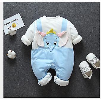 Neugeborenen Baby Overall, Baumwolle bedeckt