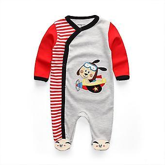 Baby Tæppe Sveller Nyfødte Sleepwear Spædbarn langærmet pyjamas