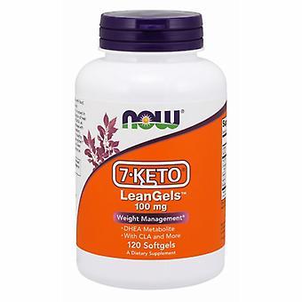 Jetzt Lebensmittel 7-KETO LeanGels, 100 mg, 120 Softgels