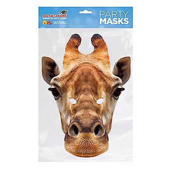 Masque-arade Girafe Party Masque