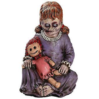 Forum uutuudet Halloween Naamiaispuku asusteet - Tyttövauva Zombie