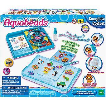 Estudio de Aquabeads principiantes