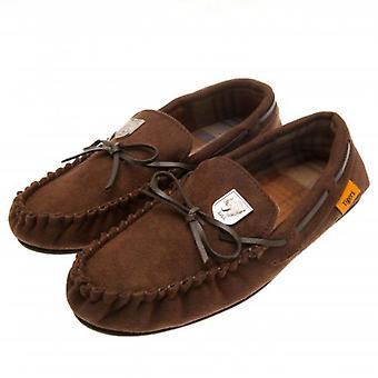 Hull City Moccasins Mens 7/8
