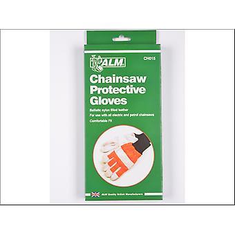 ALMチェーンソー安全手袋 CH015