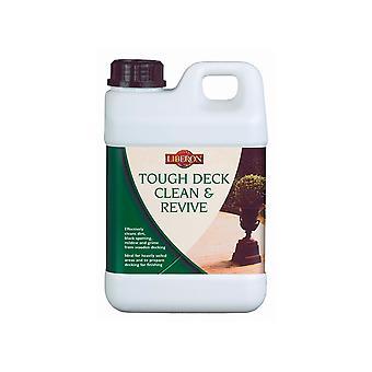 Liberon Tough Deck Clean & Revive Clear 2Lt