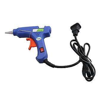 110-240V 20W US Plug Clear Hot Melt Glue Adhesive Stick for 7mm Sticks