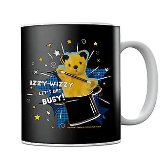 Sooty Izzy Wizzy Lets Get Busy Magic Hut Becher