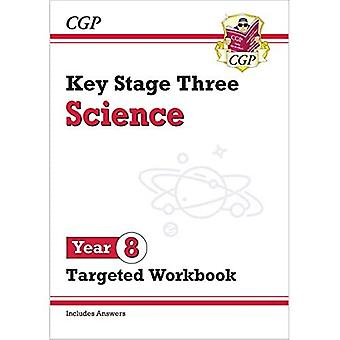 Ny KS3 Science Year 8 målrettet projektmappe (med svar)