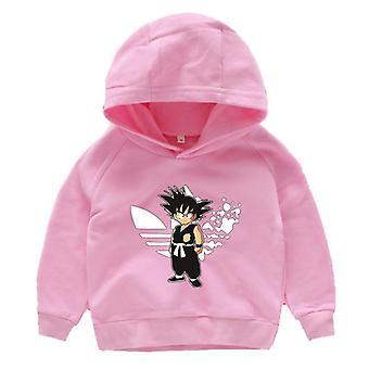 Children's Herfst en Winter Anime Sweatshirt Hoodie