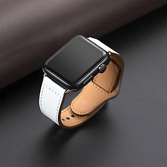 Genuine Leather Loop Strap, Iwatch, Watchband