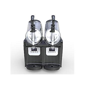 Commerciële Ice Snow Melting Machine, Two Tank Slush/ Cold Drink Maker/