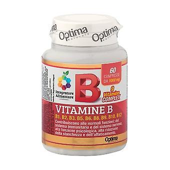 Vitamin B Complex 60 tablets