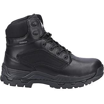 Amblers الرجال بعثة أحذية السلامة الجلدية