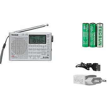 Full Portable Radio Digital Demodulator Fm, Am, Sw And Lw Stereo