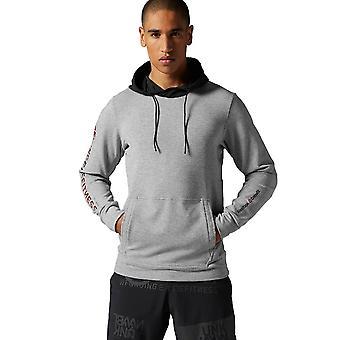Reebok Crossfit Fleece Z AB4909 universal all year men sweatshirts
