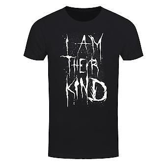 Grindstore Mens I Am Their Kind T-Shirt