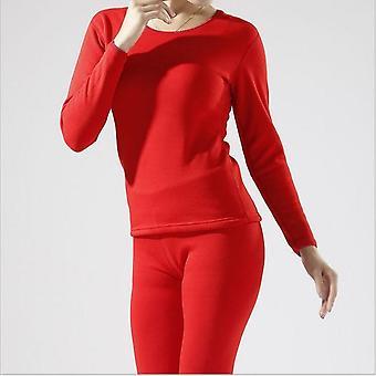 Neue Thermal Unterwäsche Long Johns Winter Shirt + Hosen Sets