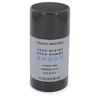 L'eau D'issey Pour Homme Sport Alcohol Free Deodorant Stick By Issey Miyake 2.6 oz Alcohol Free Deodorant Stick