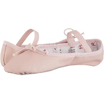 Bloch Dance Bunnyhop Ballet Slipper (Toddler/Little Kid)  Little Kid (4-8 Years), Pink - 9.5 C US Little Kid
