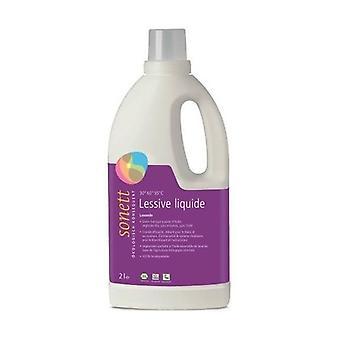 Lavendel flydende vaskemiddel 2 L