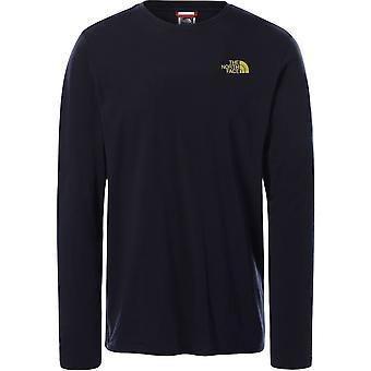 North Face Easy T92TX1XE3 yleinen miesten t-paita